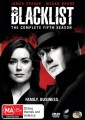 The Blacklist - Complete Season 5