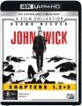 John Wick 1-3 (4K UHD Blu Ray)