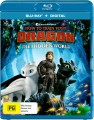 How To Train Your Dragon: The Hidden World (Blu Ray)