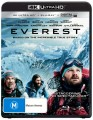 Everest (4K Blu Ray UHD)