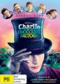 CHARLIE AND THE CHOCOLATE FACTORY (JOHNNY DEPP)