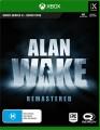 Alan Wake Remastered (Xbox X Game)