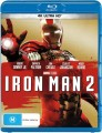 Iron Man 2 (4K UHD Blu Ray)
