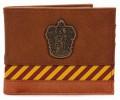 Harry Potter - Hogwarts Metal Crest (Wallet)