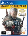 The Witcher 3 - Wild Hunt Game Of The Year Edition (PS4 Game)