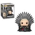 Game Of Thrones - Daenerys On Iron Throne Deluxe (Pop! Vinyl)