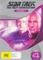 STAR TREK - NEXT GENERATION: COMPLETE SEASON 4