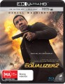 The Equalizer 2 (4K UHD Blu Ray)