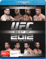 UFC - Best Of 2012 Year In Review (Blu Ray)