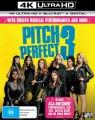 Pitch Perfect 3 (4K UHD Blu Ray)