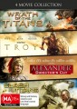Wrath Of The Titans / Clash Of The Titans / Alexander / Troy