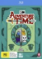 Adventure Time - Complete Collection 1-10 (Blu Ray)