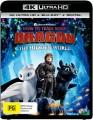 How To Train Your Dragon: The Hidden World (4K UHD Blu Ray)