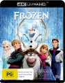 Frozen (4K UHD Blu Ray)
