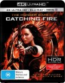 The Hunger Games: Catching Fire (4K Blu Ray)