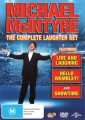 MICHAEL MCINTYRE - COMPLETE LAUGHTER SET
