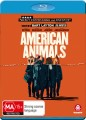 American Animals (Blu Ray)