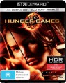 Hunger Games (4K Blu Ray UHD)