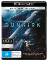 Dunkirk (2017) (4K UHD Blu Ray)