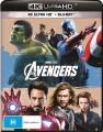 The Avengers (2012) (4K UHD Blu Ray)