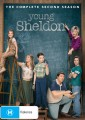 Young Sheldon - Complete Season 2