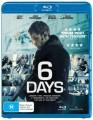 6 Days (Blu Ray)