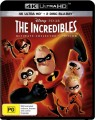 The Incredibles (4K UHD Blu Ray)