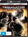 Terminator Salvation (4K UHD Blu Ray)