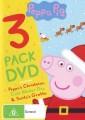 Peppa Pig Christmas Triple Pack