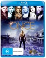 ONCE UPON A TIME - COMPLETE SEASON 2 (BLU RAY)