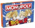 Dragon Ball Z Edition (Monopoly Board Game)
