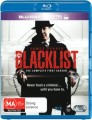 THE BLACKLIST - COMPLETE SEASON 1 (BLU RAY)