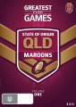 STATE OF ORIGIN GREATEST EVER GAMES - QUEENSLAND