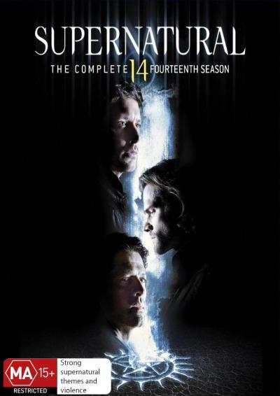 Burning Series Supernatural Staffel 14