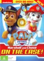 PAW PATROL - MARSHALL AND CHASE ON THE CASE