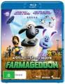 A Shaun The Sheep Movie - Farmageddon (Blu Ray)