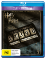 Harry Potter And The Prisoner Of Azkaban (Limited Ed) (Blu Ray)
