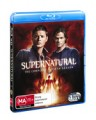 SUPERNATURAL - COMPLETE SEASON 5 (BLU RAY)