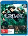 GRIMM - COMPLETE SEASON 2 (BLU RAY)