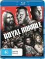 WWE - Royal Rumble 2015 (Blu Ray)