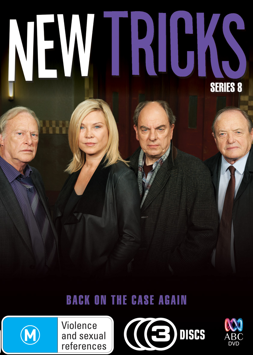 New Tricks Youtube: New Tricks Series 8 DVD
