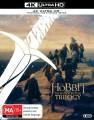 The Hobbit Trilogy (4K UHD Blu Ray)
