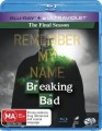 Breaking Bad - The Final Season (Blu Ray)