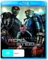 Real Steel (Blu Ray)