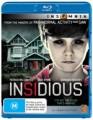Insidious (Blu Ray)