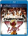 NBA - Miami Heat 2012 Champions (Blu Ray)
