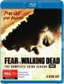 Fear The Walking Dead - Complete Season 3 (Blu Ray)