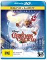 Christmas Carol (2009) (3D Blu Ray)