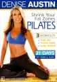 DENISE AUSTIN - SHRINK YOUR FAT ZONES PILATES