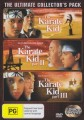 KARATE KID / KARATE KID 2 / KARATE KID 3